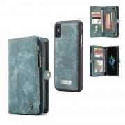 真皮手機套iPhone X iPhone8  三星S9 S8 S7 Plus note8 多功能二合一 s9 0017