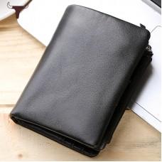 多功能錢包_優質納帕多功能時尚錢包卡包短款錢夾 0048