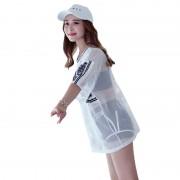 新款喜利雅女分體泳衣女比基尼三件套加大碼運動學生泳衣批發
