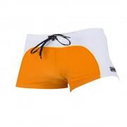 austinBem男式泳褲男士泳褲平角泳褲時尚游泳池泳褲運動沙灘游泳褲