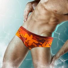 歐美外貿時尚三角泳褲男式泳褲男士泳褲平角游泳褲 買斷做獨家款